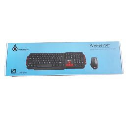 IT Paradise Wireless Keyboard & Mouse Combo