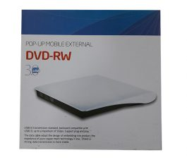 USB 3.0 External DVD RW Optical Drive