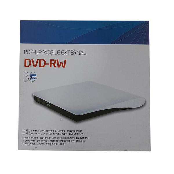 USB 3.0 External DVD RW Optical Drive