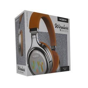 MOXOM MX WL14 Wireless Headphones Silver