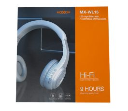 MOXOM MX WL15 Wireless Headphones