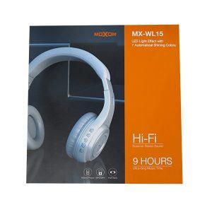 MOXOM MX WL15 Wireless Headphones Hi-Fi